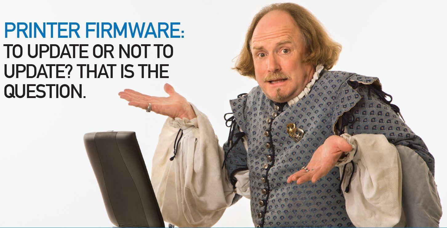 HP Printer Firmware Update Security Vulnerabilities