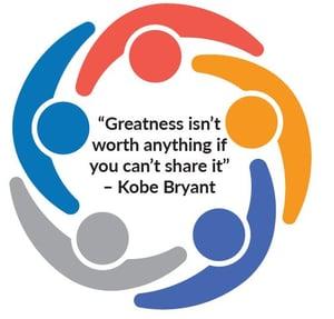 Share Greateness